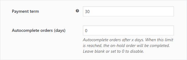 WooCommerce Purchase Order Gateway B2B - 6