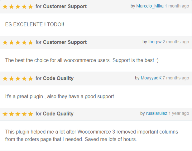 Smart Orders Manager & Statistics for Woocommerce 3.0 - 18